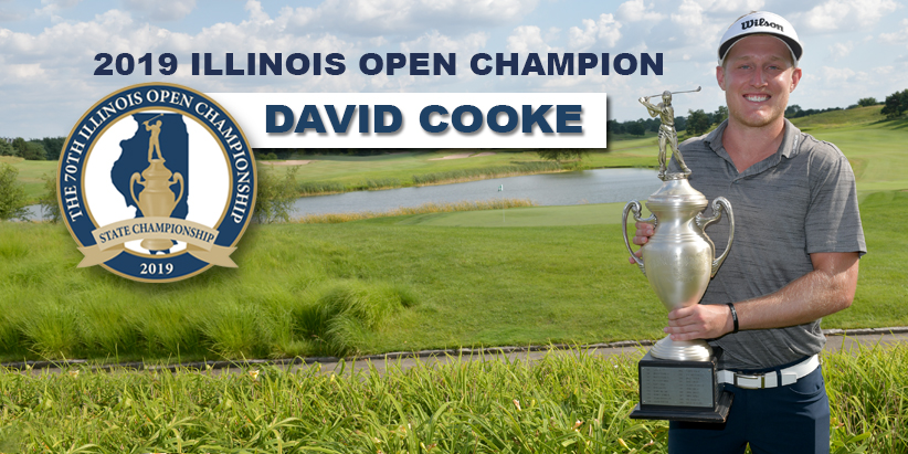 Cooke Wins 70th Illinois Open