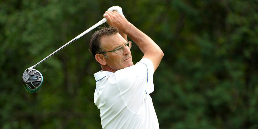 Dukelow, Henry Tied for First After Round One of the Illinois Senior Open