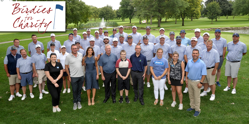 Illinois PGA Foundation Birdies For Charity Raises $400,000 for Children's Charities