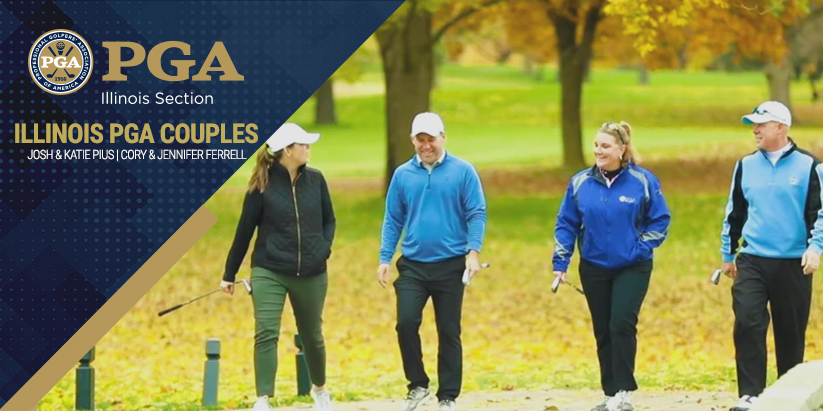 Illinois PGA Couples Lean on Each Other to Succeed