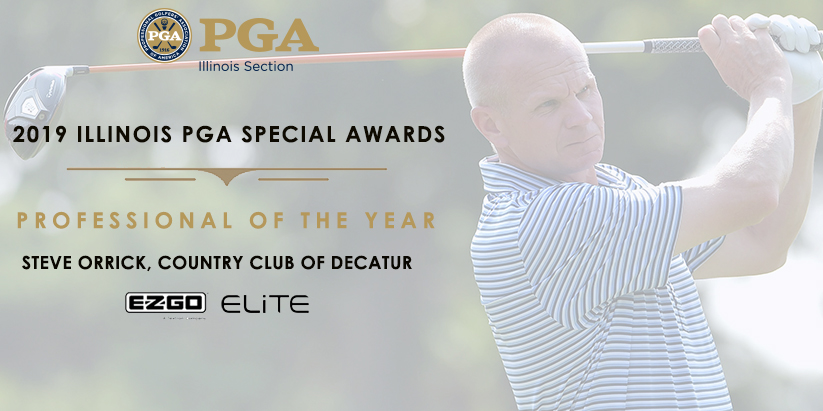 Illinois PGA Section Announces 2019 Special Award Winners