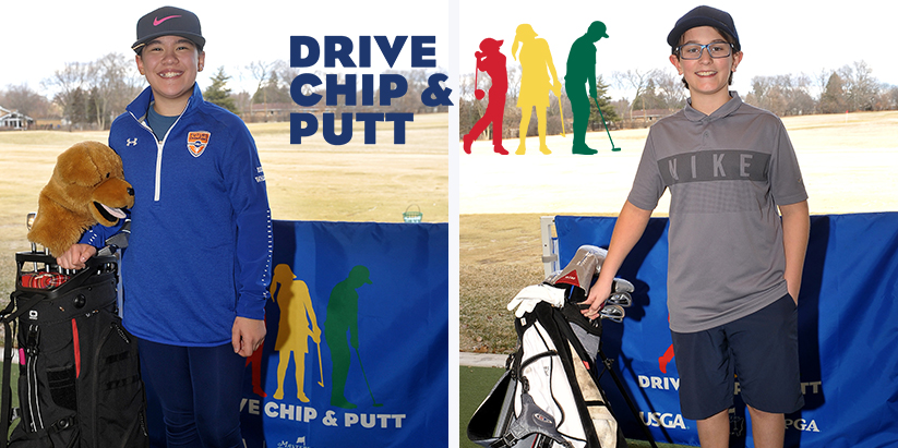 Two Local Youth Golfers Headed to Augusta for Drive Chip and Putt National Finals