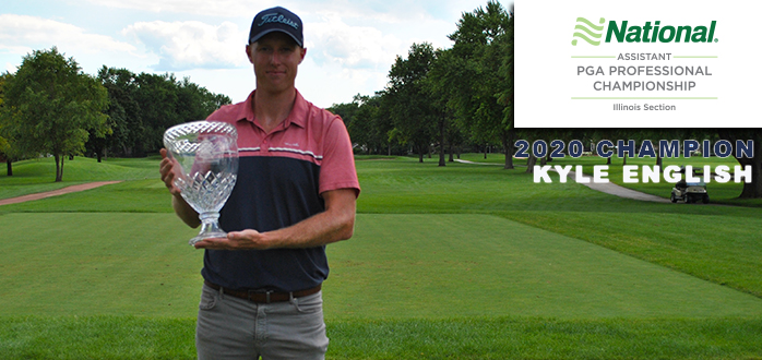 English Captures National Car Rental Illinois Assistant PGA Professional Title; Earns Berth in 44th National Car Rental Assistant PGA Professional...