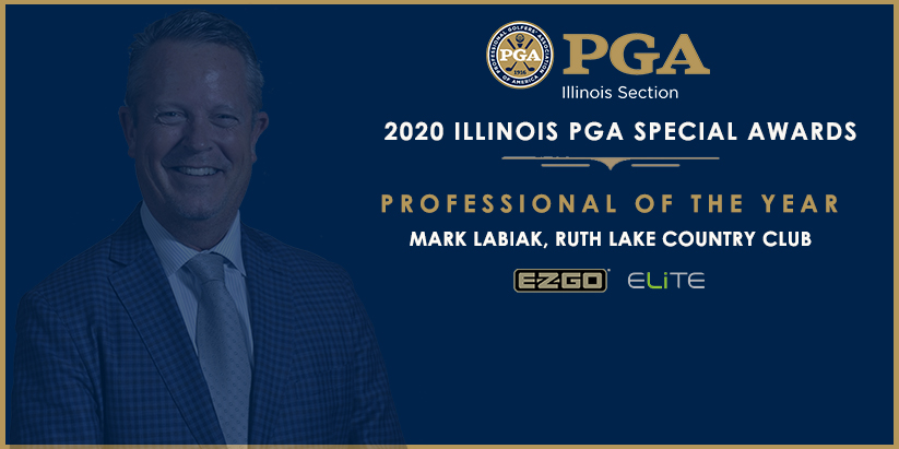 Illinois PGA Section Announces 2020 Special Award Winners