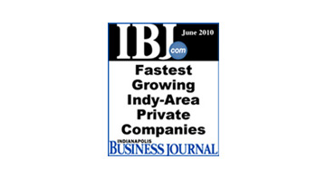 2010 IBJ.com Fastest Growing Indy-Area Private Companies