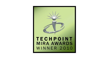 2010 TechPoint MIRA Award for New Media Excellence & Innovation