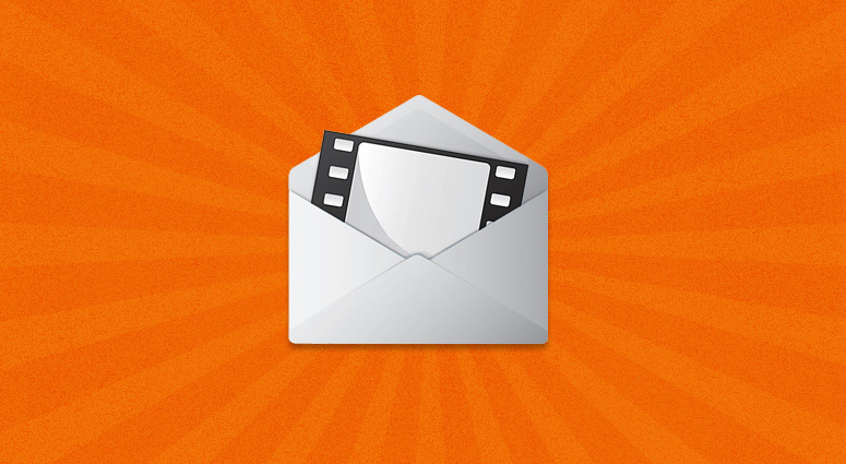 Video in email. It's a really good idea, but why?