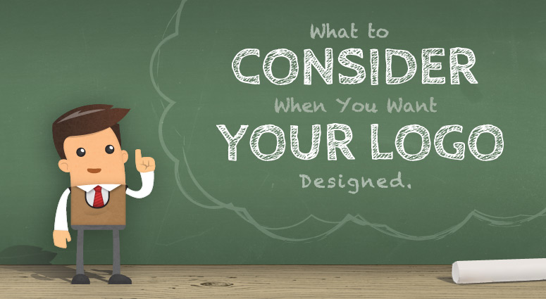 What To Consider When You Want Your Logo Designed
