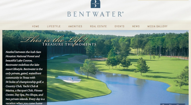Benwater on Lake Conroe Launches New Community & Real Estate...