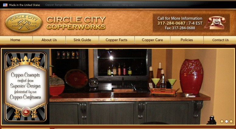 Client Spotlight: Circle City Copperworks