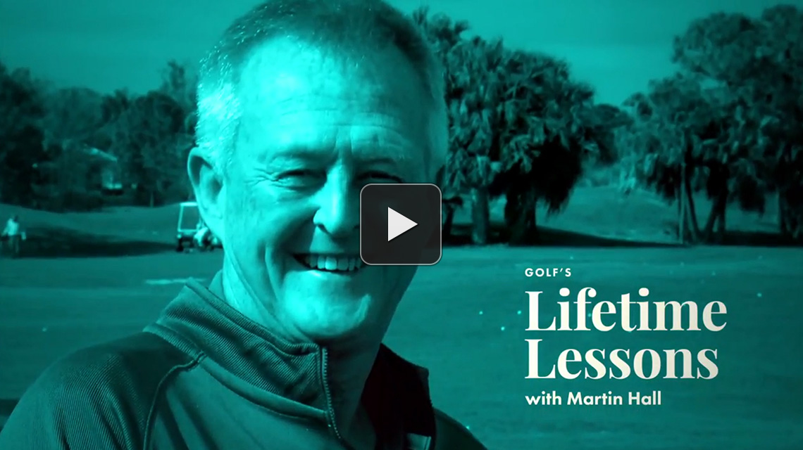 Martin Hall LifeTime Lessons Promo