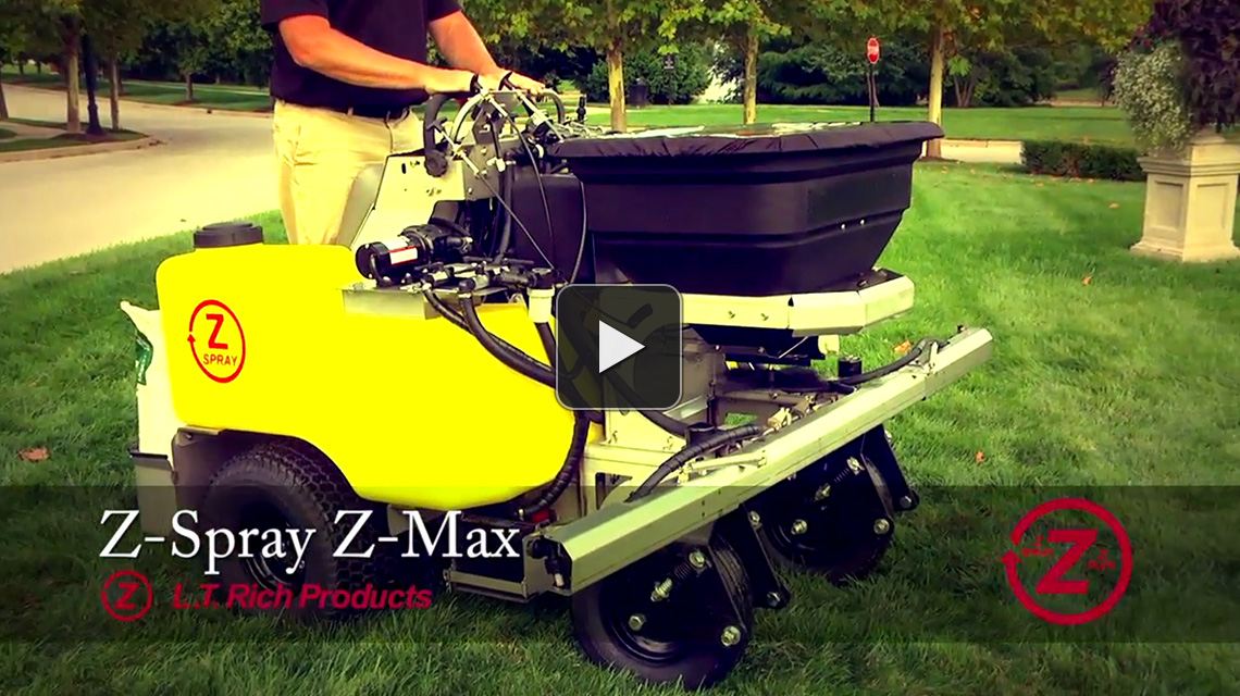 Z-Spray Z Max product video