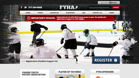 Fishers Youth Hockey Association
