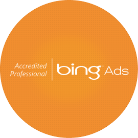 Bing Ad Certified
