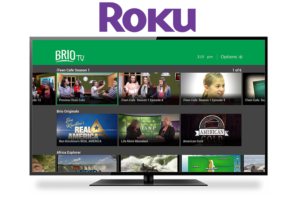 Imavex Poised to Develop With New Interface on Roku