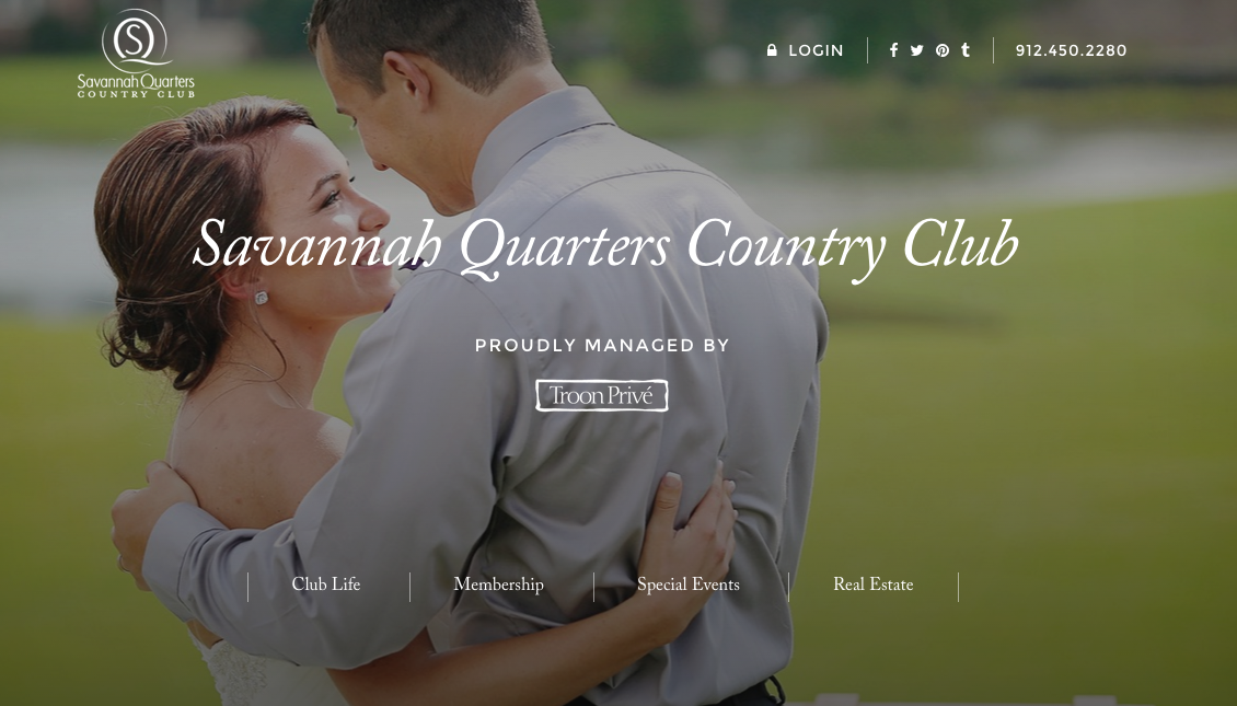 Savannah Quarters Country Club