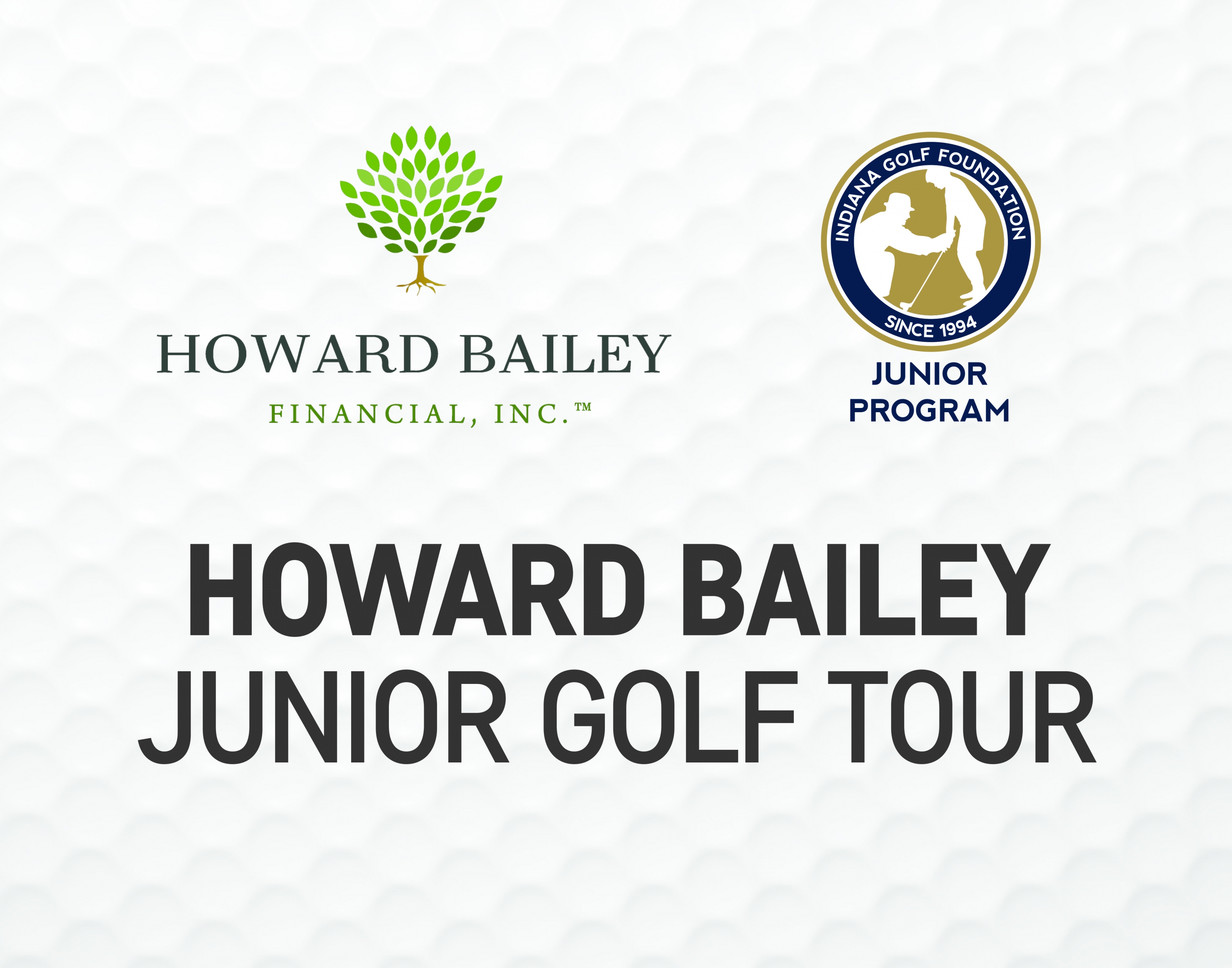 Howard Bailey Financial to Sponsor Indiana Junior Golf Tour