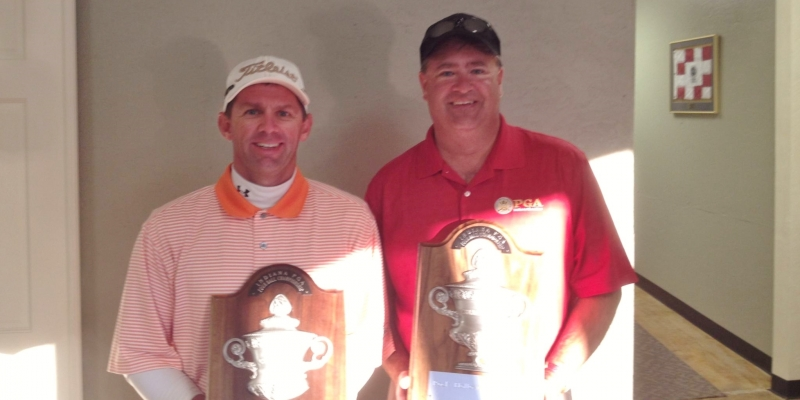Marsh and Knuckles Win PGA Four Ball