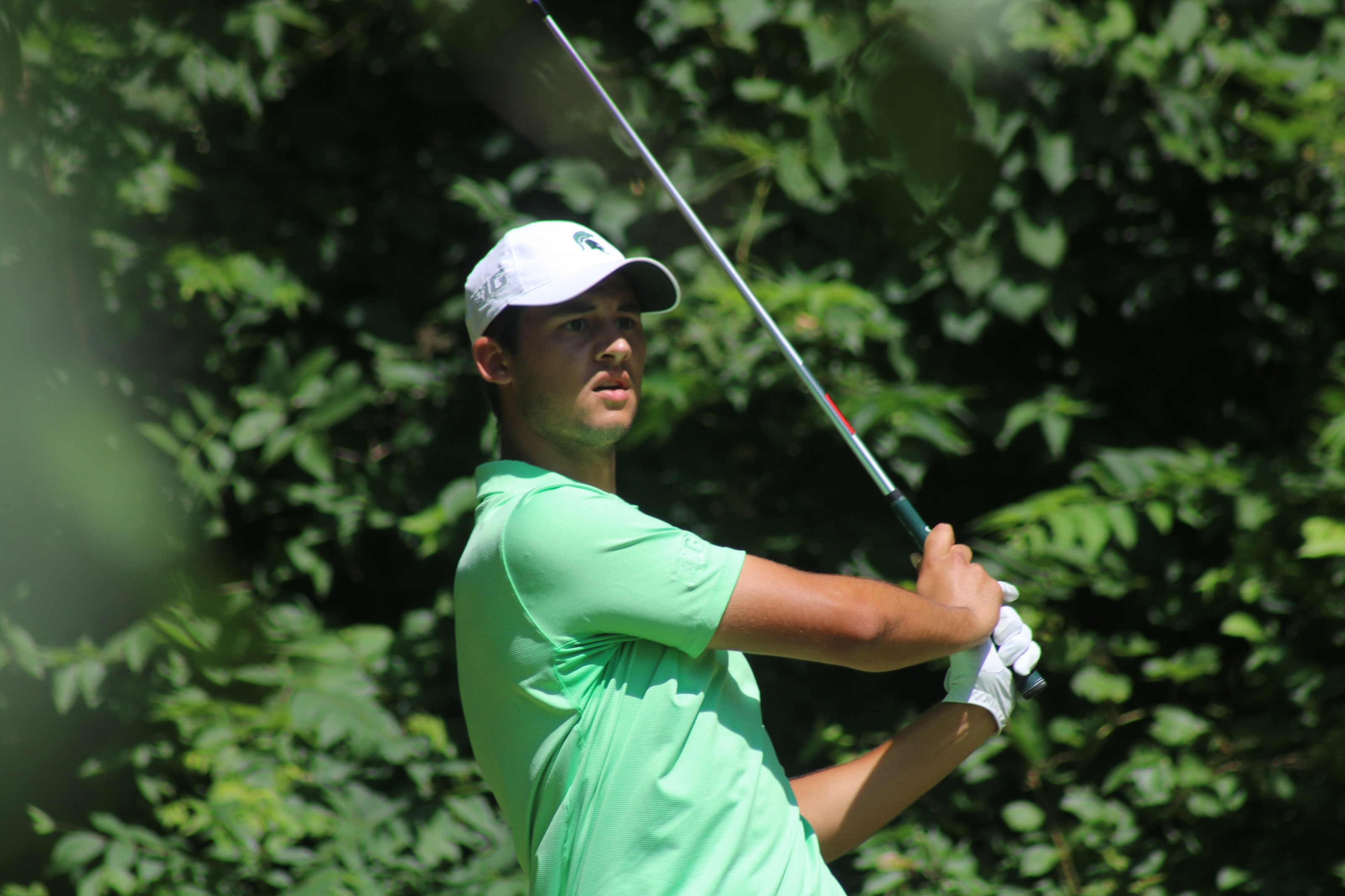 Sharp Wins State Open with Clutch Putt on 18