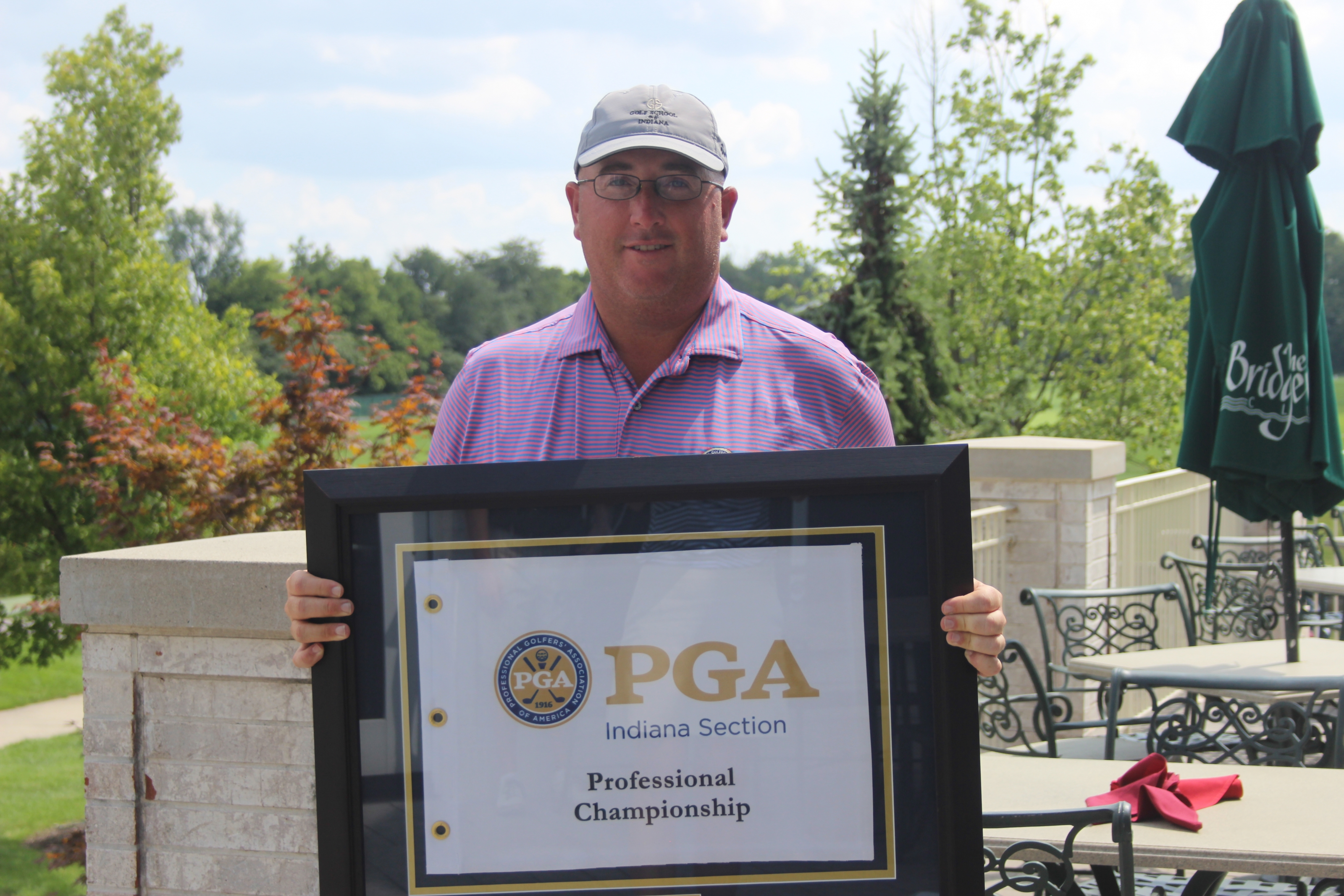 Fellers Makes Comeback to Win Professional Championship