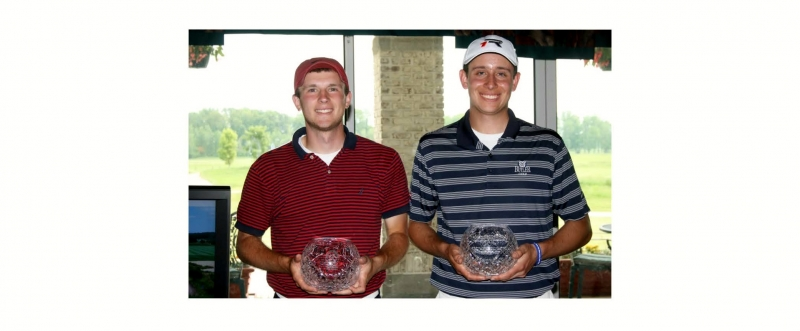 Former College Teammates Win Four Ball in Playoff