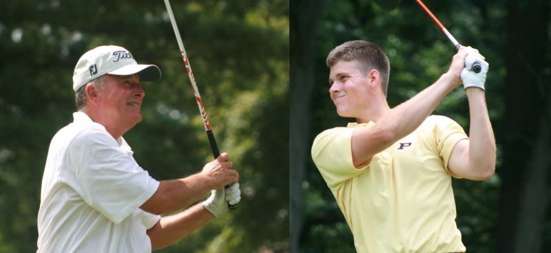 Schenk and Runnels Win IGA Player of the Year Honors