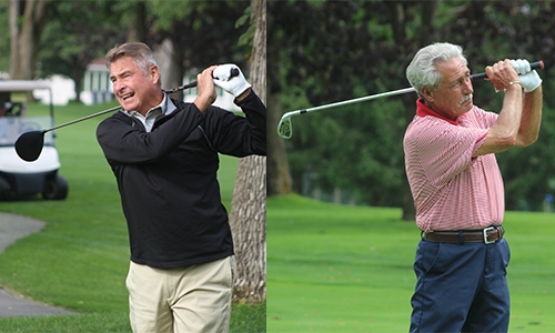 Williamson & Carter Take Home Senior, Super-Senior Amateur Titles