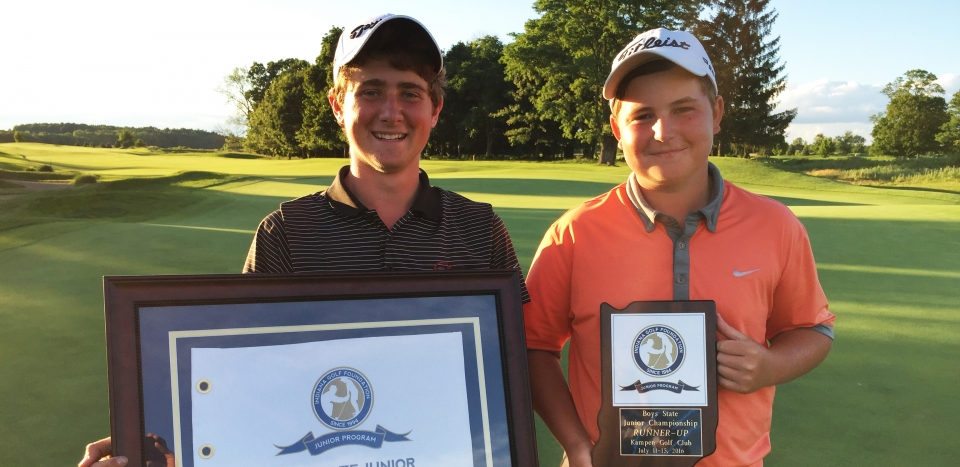 Jean Wins 91st Boys State Junior Championship
