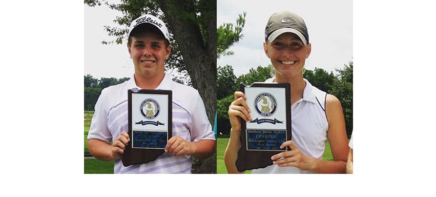 2015 Indiana Junior Program Player of the Year Awards Announced