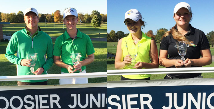 Green and Miestowski Grab Hoosier Junior Titles