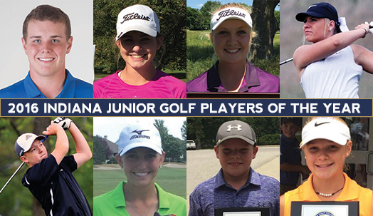 Junior Program Names 2016 Players of the Year