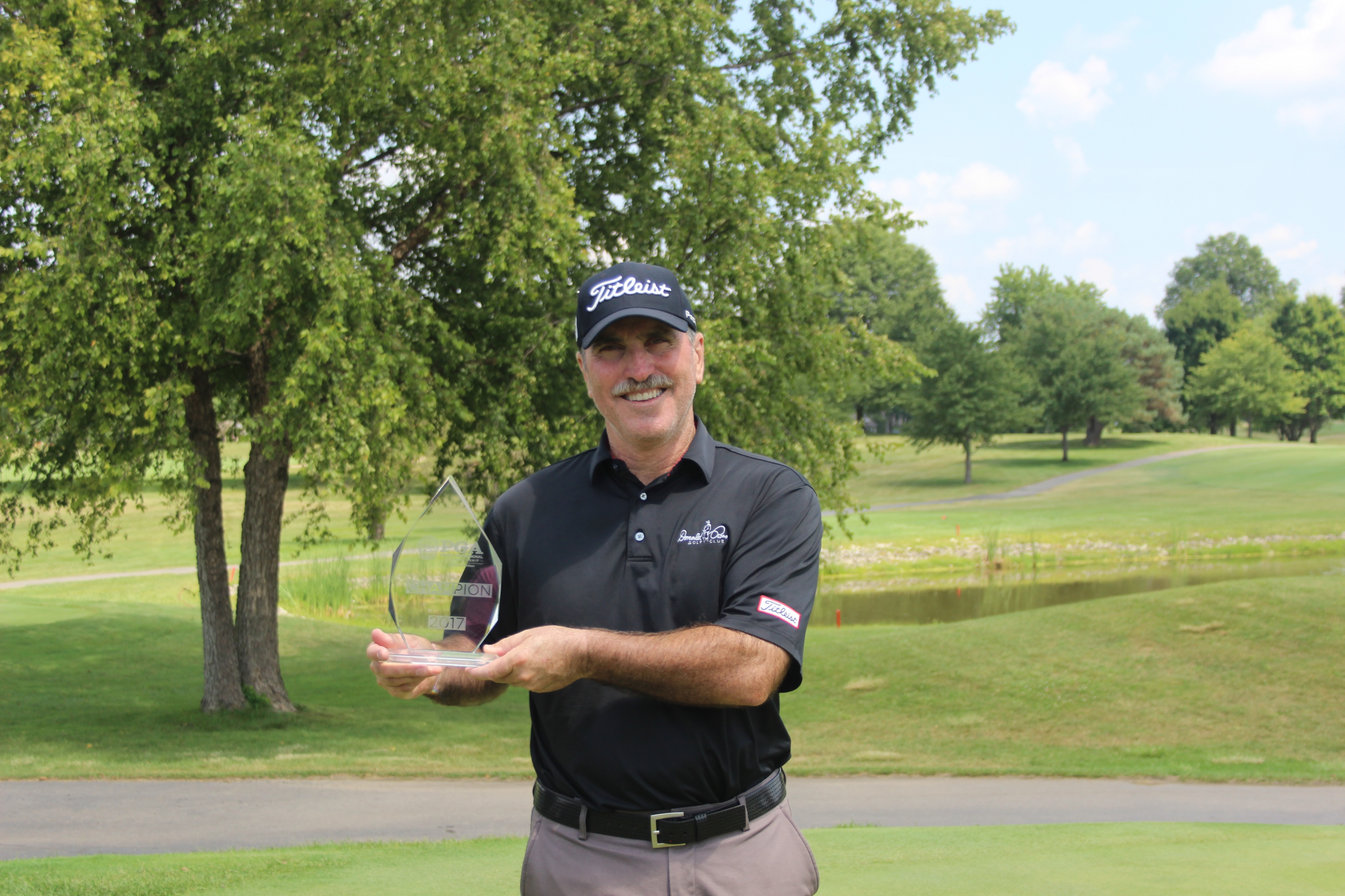 Griffing's Playoff Win Nets Senior PGA Title