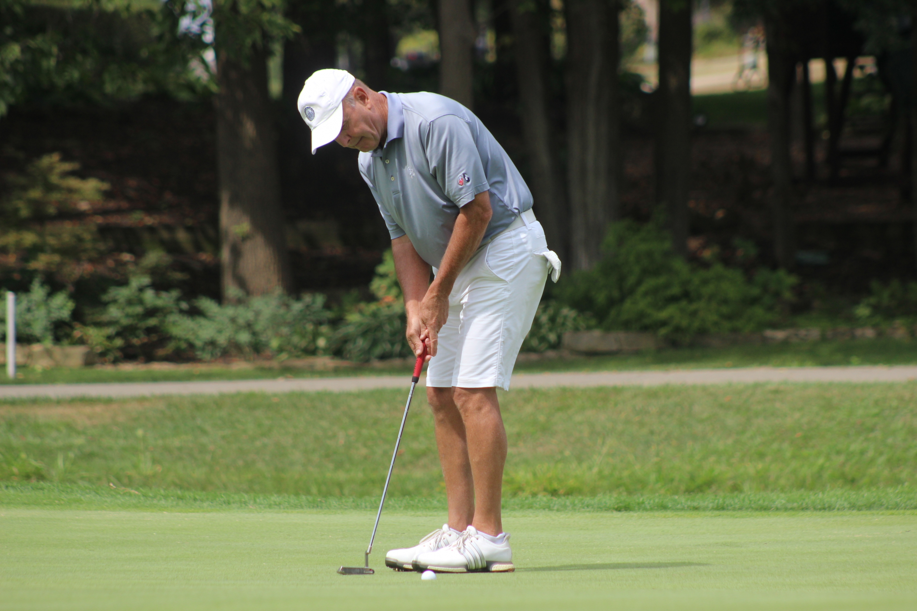 Werner Wins Fourth Senior Amateur