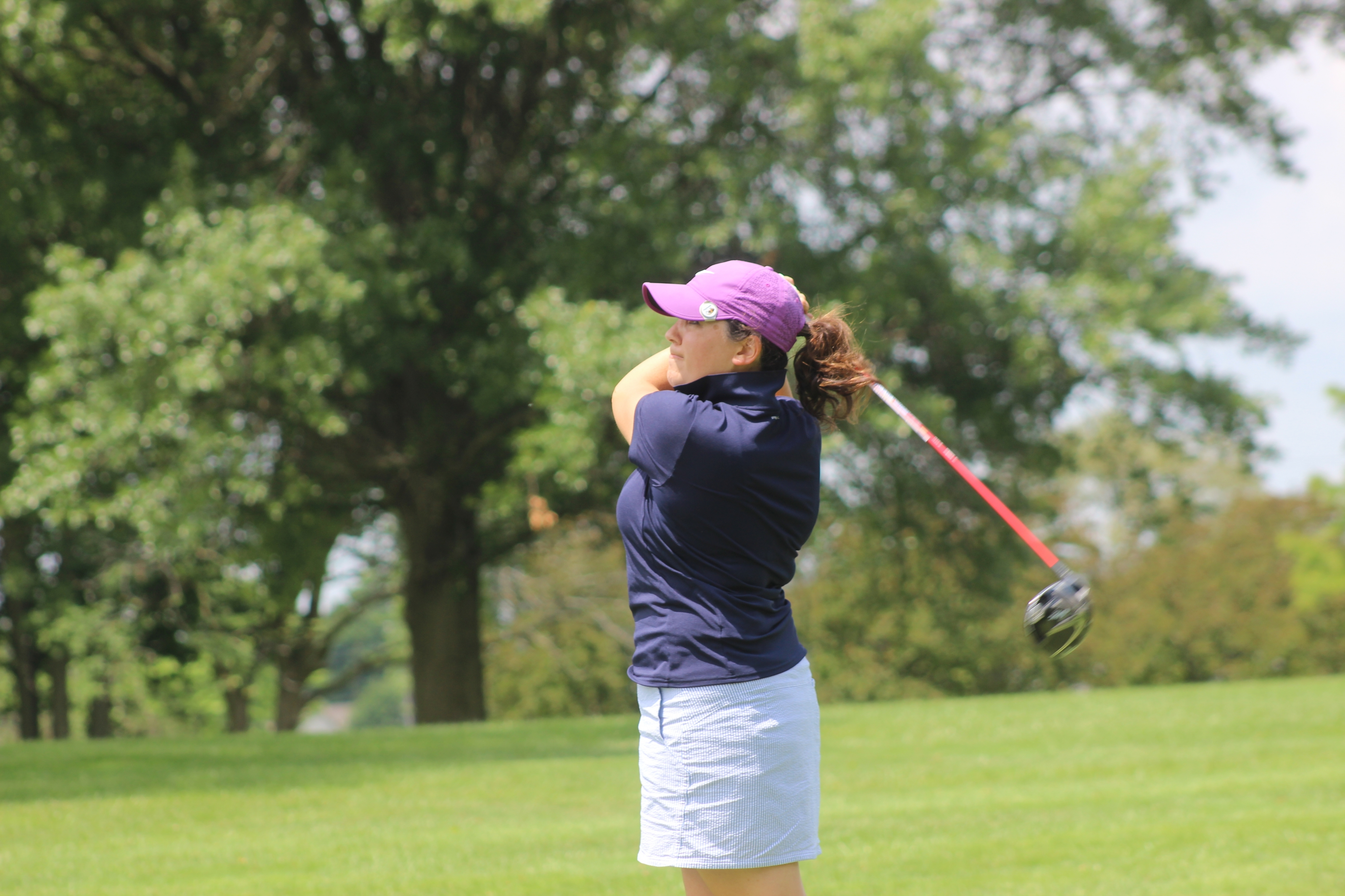 Potter-Bobb fires 3-under-par, 69 in round one of IWGA State Amateur
