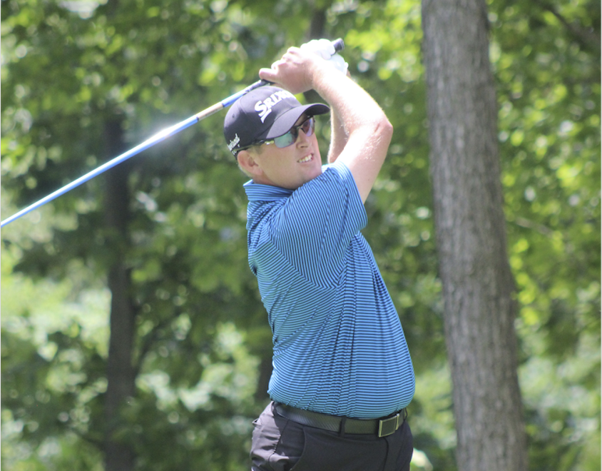Brian Maurer Looks for Third State Open Title