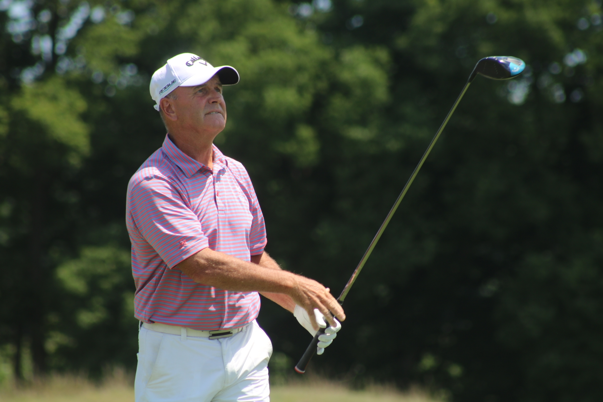 Terry Werner Wins Second Consecutive Senior Match Play Championship
