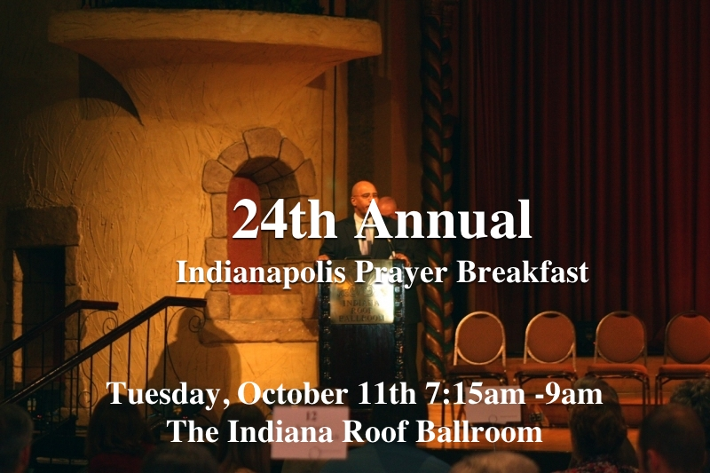 Tuesday, October 11th 7:15am -9am The Indiana Roof Ballroom