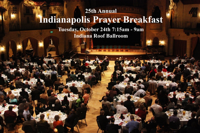 Indianapolis Prayer Breakfast