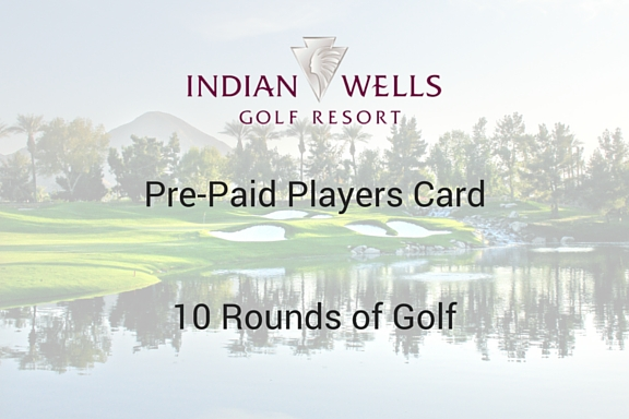 2017 Summer Pre-Paid Players Card