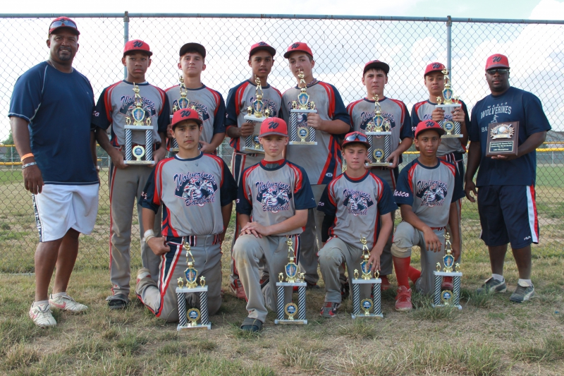 Wasco Wolverines - 13U Champs