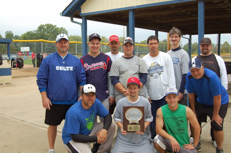 fishers adult softball league