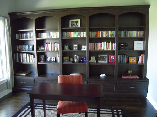 Indianapolis Custom Bookcases and Bookshelves | Innovative