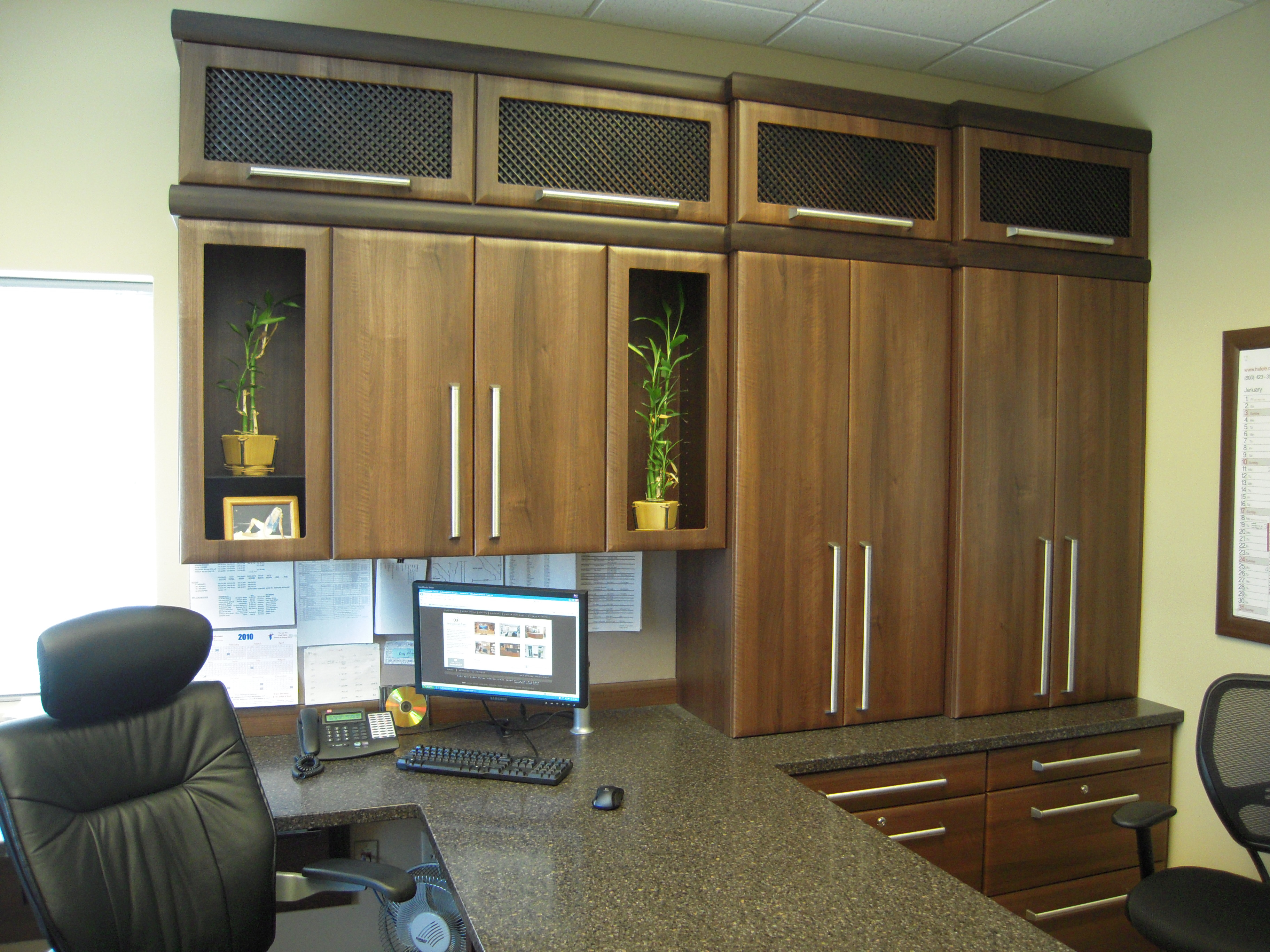 Home fice Cabinets Carmel Fishers Westfield & More