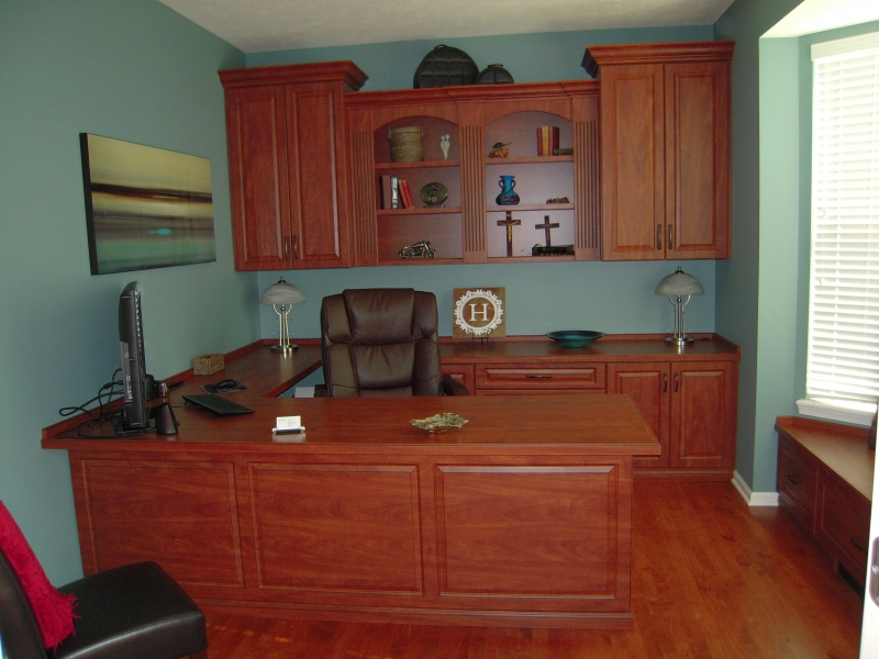 Home Office Cabinets Carmel Fishers Westfield Amp More