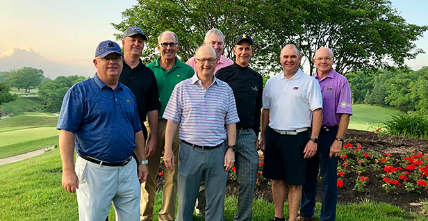Edwards and Team win 2018 Foundation Pro-Am