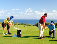 Kapalua Golf Resort: Golf Academy