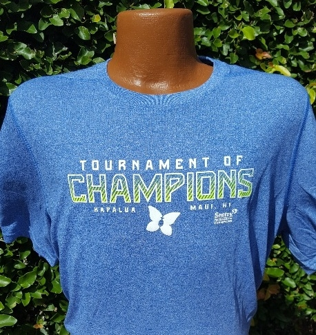 Under Armour Sentry TOC T-shirt - Heather Blue