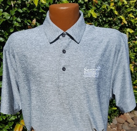 Under Armour Sentry TOC Polo - Heather Gray