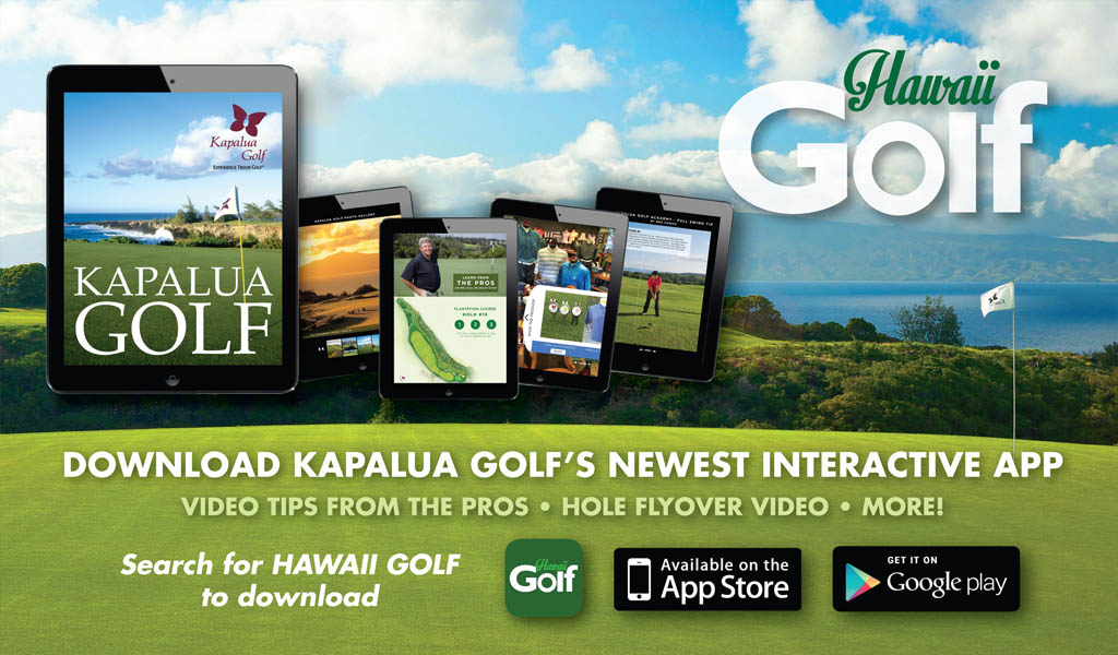 Hawaii Golf App