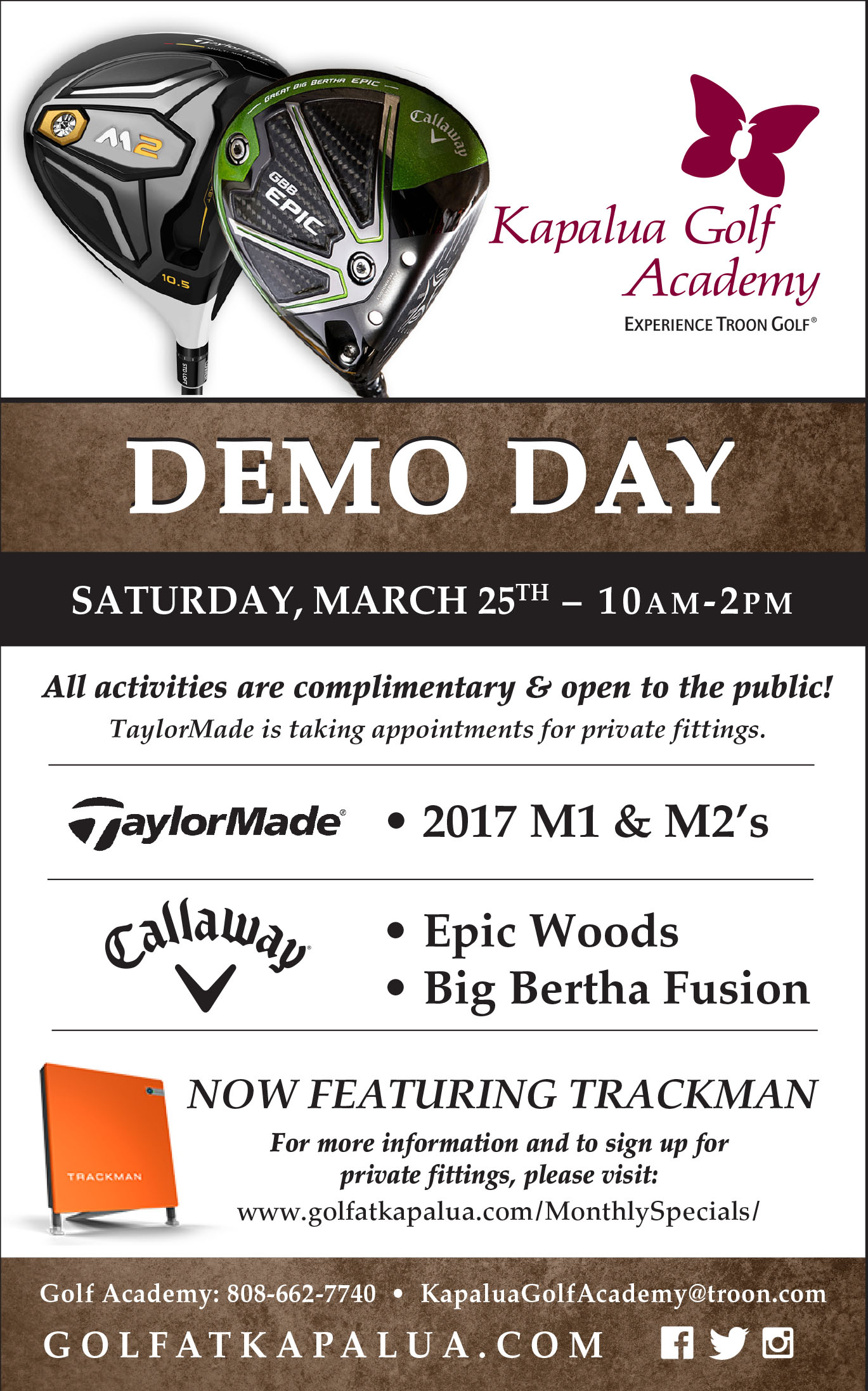 Demo Day March 25